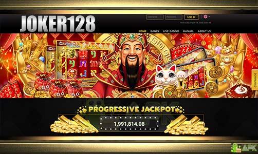 Joker128 Tembak Ikan Online Terbaru