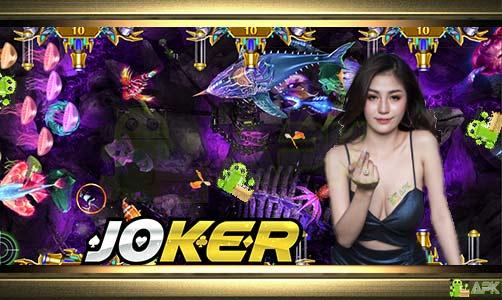 Situs Judi Ikan Joker Gaming Terpercaya