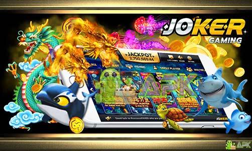 Game Tembak Ikan Joker123 Uang Asli