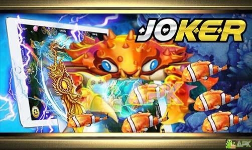 Game Ikan Joker123 » Daftar Agen Judi Ikan